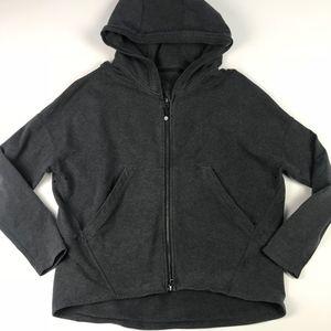 Lululemon Boxy Hoodie Jacket Stretch 10 #574